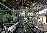 世界最大級の自動造型機 アルミ鋳造 切削加工 愛知県
