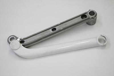 医療機械部品 アーム アルミ鋳造 切削加工 アルミ加工