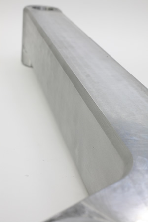 医療器械部品アーム アルミ鋳造 切削加工 アルミ加工